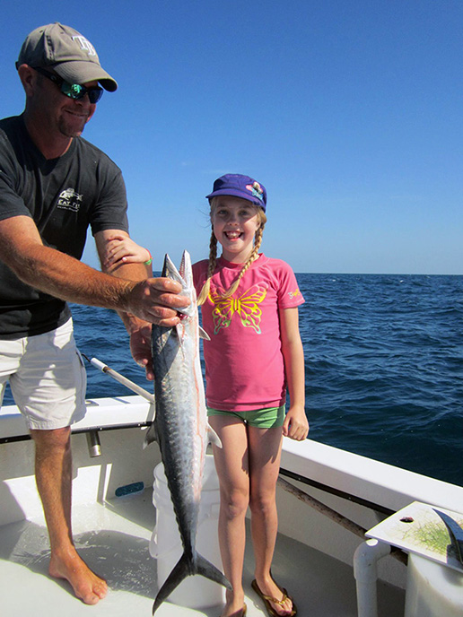 Tampa bay clearwater deep sea offshore fishing charters for Clearwater charter fishing