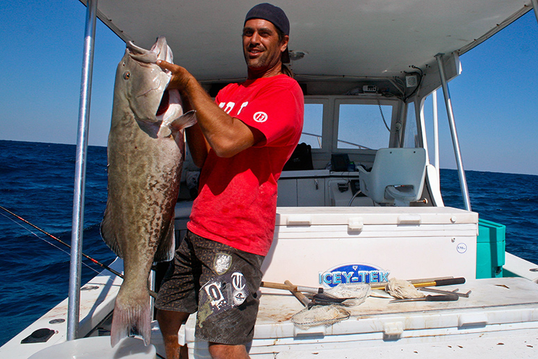Photo gallery welcome to fishtaxi charters for Grouper fishing florida